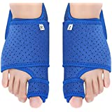 SODIAL Bunion Corrector Big Toe Straightener with Gel Arch Support for Women and Men Bunion Splint Brace Support for Hallux V