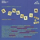 Sondheim Evening: A Musical Tribute (1973 Concert Cast)