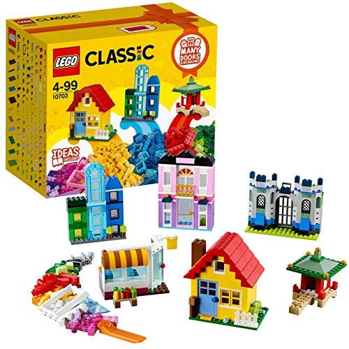 レゴ(LEGO)クラシック アイデアパーツ 建物セット 10...