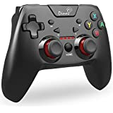 Switch コントローラー DinoFire スイッチ コントローラー Bluetooth ジャイロ/HD振動/連射機能搭載 Nintendo Switch Proコントローラー 対応