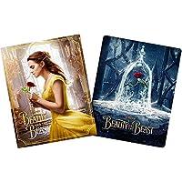 美女と野獣 MovieNEXプラス3Dスチールブック:オンライン数量限定商品