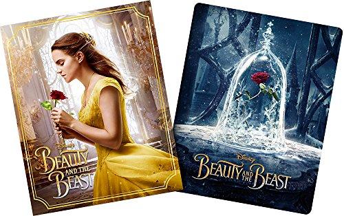 美女と野獣 MovieNEXプラス3Dスチールブック:オンライン数量・・・