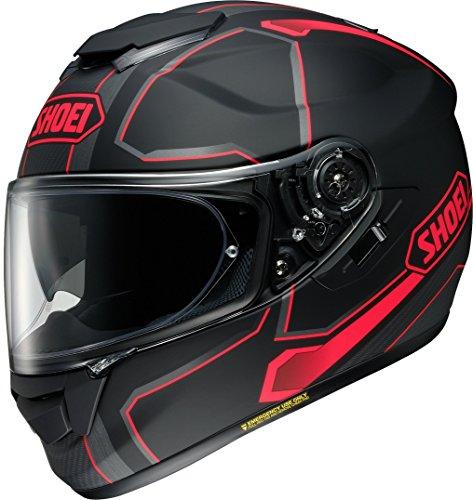ショウエイ(SHOEI) バイクヘルメット フルフェイス GT-AIR PENDULUM(ペンデュラム) TC-1 (RED/BLACK) XL (頭囲 61cm)