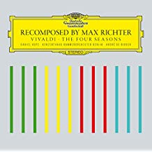 Recomposed by Max Richter: Vivaldi, The Four Seasons (CD/DVD) Deluxe Package