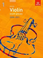 Selected Violin Exam Pieces 2008-2011, Grade 1, Score & Part