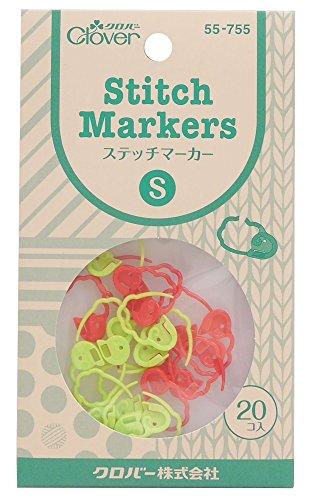 Clover 編み物用品 ステッチマーカー S 55-755