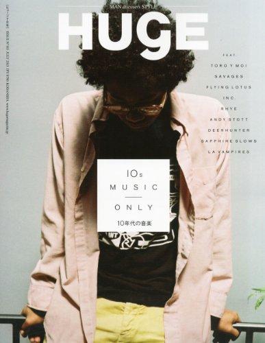 HUgE (ヒュージ) 2013年 07月号 [雑誌]の詳細を見る