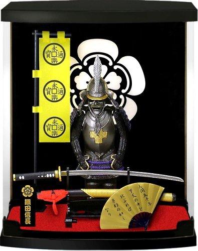 「織田信長」 戦国武将ミニ甲冑フィギュア1