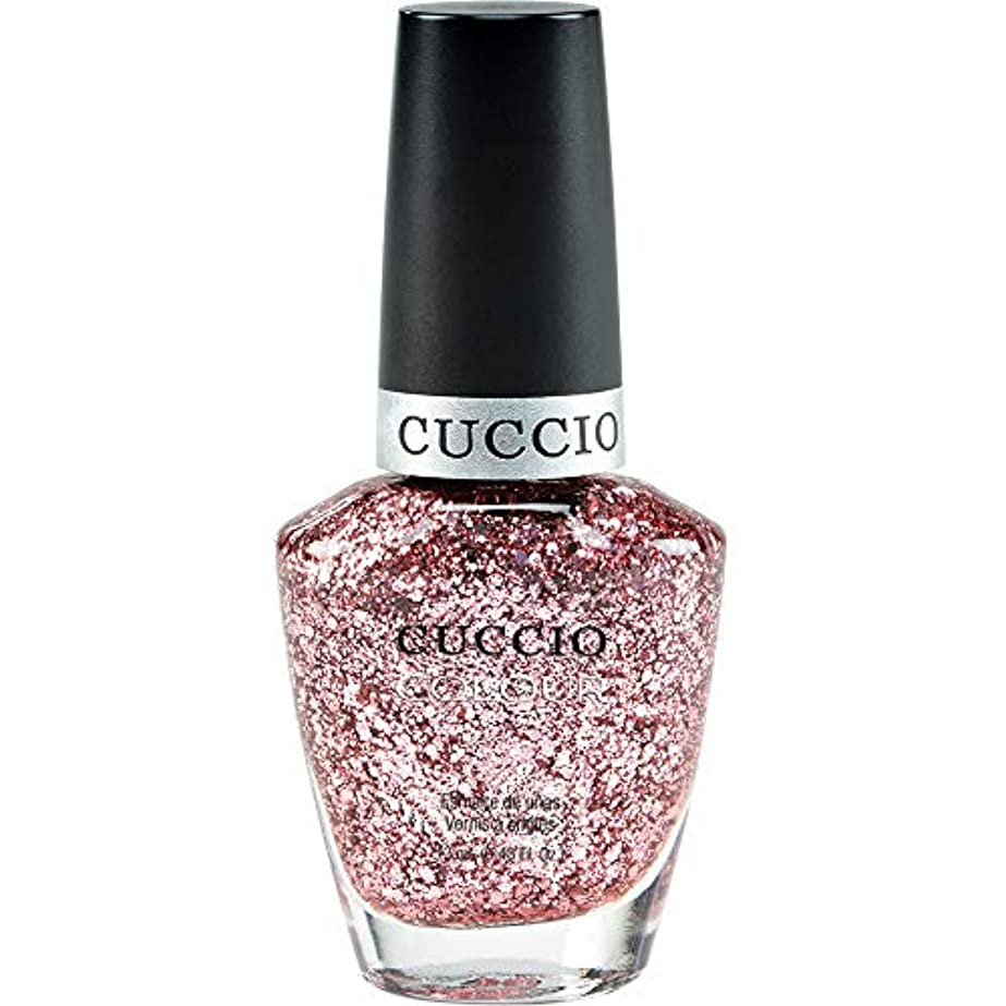 本を読む話恋人Cuccio Colour Gloss Lacquer - Fever of Love - 0.43oz / 13ml
