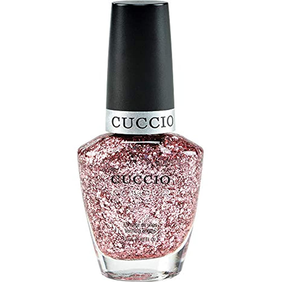 ビート傑作ペチコートCuccio Colour Gloss Lacquer - Fever of Love - 0.43oz / 13ml