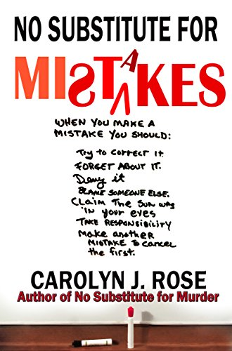 No Substitute for Mistakes (Subbing isn't for Sissies Book 5) (English Edition)