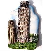 ピサの斜塔ピサ イタリア イタリア 3 D ガレージ グッズ冷蔵庫マグネット