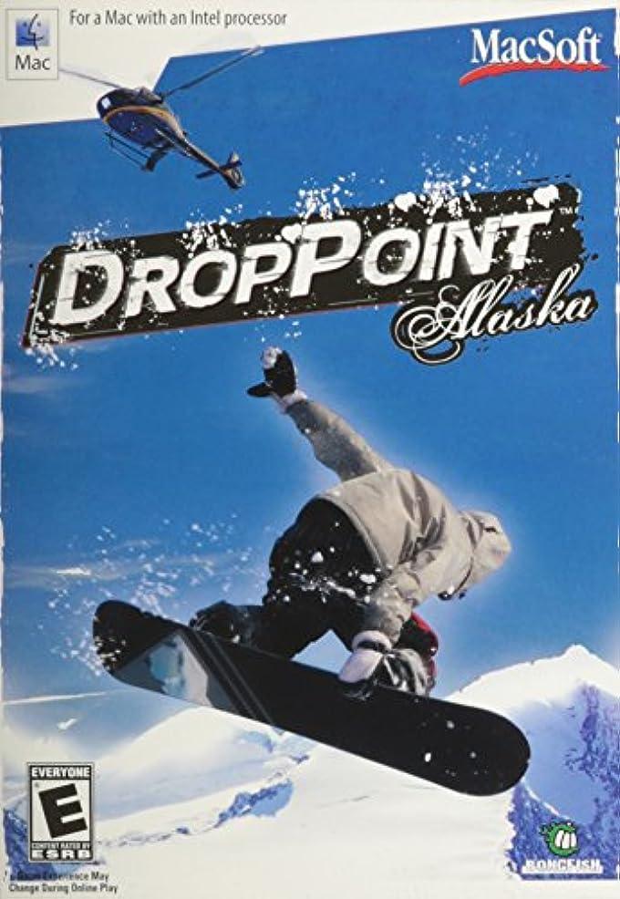 失敗いいねカーテンDrop Point: Alaska Snowboarding (輸入版)