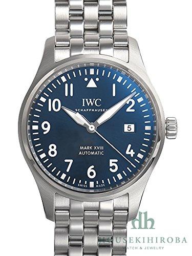 [アイダブリューシー] IWC 腕時計 パイロットウォッチ マーク18 プティ・プランス IW327014 自動巻き メンズ 新品 [並行輸入品]