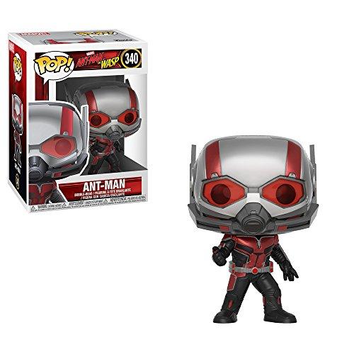 Marvel(マーベル) Ant-Man and the Wasp(アントマン&ワスプ) アントマン FUNKO/ファンコ POP MARVEL VINYL ボブルヘッド [並行輸入品]
