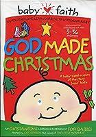 Christian Kids DVD Baby Faith: God Made Christmas (Ages 3-36 Months) [並行輸入品]