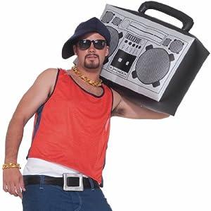 Hip Hop Inflatable Boom Box [並行輸入品]