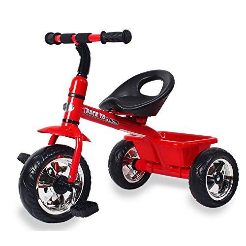 子供用三輪車、ベビー用バイク、2-6歳の子供用自転車、おもちゃのベビーカー...
