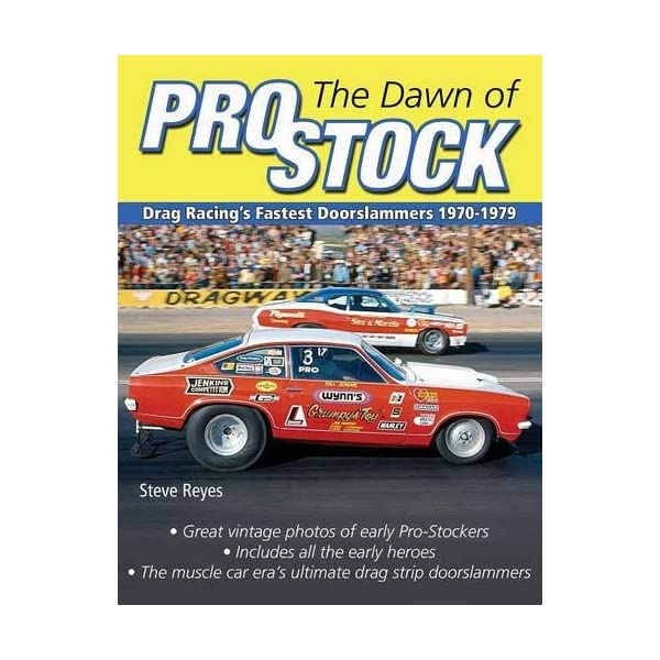 The Dawn of Pro Stock: D...の商品画像