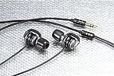 音茶楽 Flat4-玄弐型 (KURO TypeⅡ) 外耳道の長さが標準の方用 密閉型を超える深低音、オープンエア型の音の拡がり かすかな余韻まで美しく再生