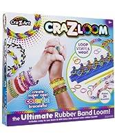 Cra-Z-Art Cra-Z-Loom Bracelet Maker Kit [並行輸入品]