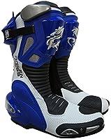 ARLEN NESS RACING BOOTS BOT-1281-AN BLUE 44