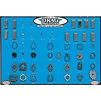 DRAG フューエルシステム ガスケット ディスプレイ ボード 36年-06年 ハーレー 9903-0082