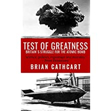 Amazon weapons warfare kindle store conventional test of greatness britains struggle for the atom bomb fandeluxe Choice Image