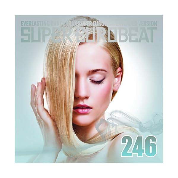 SUPER EUROBEAT VOL.246の商品画像