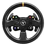 【国内正規品】Thrustmaster スラストマスター TM Leather 28 GT Wheel Add On 交換用ステアリングホイール PC / PS3 / Xbox One / PS4