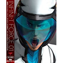 【Amazon.co.jp限定】Infini-T Force Blu-ray 1 (A5ビジュアルシート付)