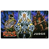 遊戯王 英語版 プレイマット Judge 六武衆の師範