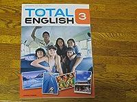 """ Total English 中学3年生英語教科書""に""学習用音声ペン"" を組合せました。 (中学英語教科書 音声ペンセット)"