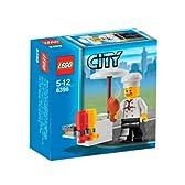 レゴ (LEGO) シティ BBQスタンド 8398