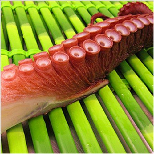 岩松水産 北海道産 刺身用煮だこ 極太1本