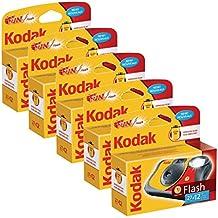 Kodak Fun Flash Disposable Camera - 39 Exposures 5 Pack