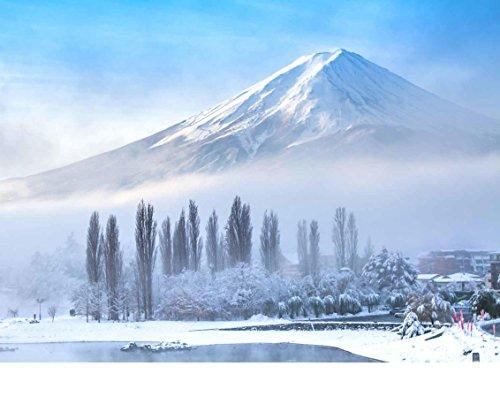 カレンダー2018 壁掛 美しい富士山カレンダー(ネコ・パブリッシング) ([カレンダー])