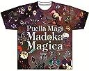 魔女Ver. フルグラフィックTシャツ ホワイト Mフリーサイズ ベベ 劇場版 魔法少女まどかマギカ 新編 叛逆の物語 お菓子の魔女 まどマギ