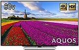 シャープ 60V型 4K対応液晶テレビ AQUOS LC-60U45 HDR対応