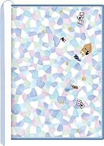 クーリア ハッピーメイクダイアリー 2017 手帳 B6 フェアリー/アリス 18027