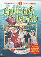 Gilligan's Island: The Complete First Season [DVD] [Import]