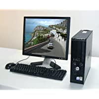 Win7 Pro 64Bit メモリー4GB PC DELL 745SF(Core2 Duo E4300 1.8GHz)(DVD)(17型液晶)(dtb-262)