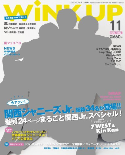 Wink up (ウィンク アップ) 2013年 11月号 [雑誌]