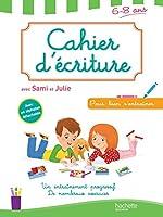 Cahier D'Ecriture Sami Et Julie (J'Apprends Avec Sami Et Julie)