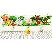 Hosimベビーベッド布本動物パズルおもちゃFawn / /パンダ、Perfect for Kids幼児教育開発 – 新生児Rattleベビーベッドベッドギャラリーバンパーパッド10個入りとさまざまなパターン