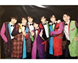 Kis-My-FT2 (キスマイ)・・【クリアファイル】/集合 kis-my-world Tour 2015 最新コンサート会場販売グッズ