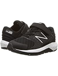 (ニューバランス) New Balance キッズランニングシューズ??スニーカー?靴 Vazee Urge (Infant/Toddler) Black/White 6.5 Toddler (14cm) XW