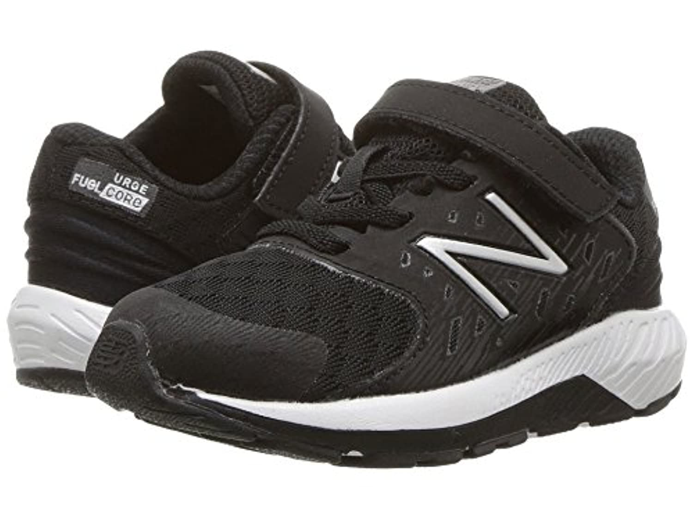 (ニューバランス) New Balance キッズランニングシューズ??スニーカー?靴 Vazee Urge (Infant/Toddler) Black/White 5.5 Toddler (13cm) W