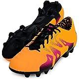 アディダス(adidas) エックス15.1-ジャパン HG LE(ソーラーゴールド/ショックピンク/コアブラック) AF4734 24.5cm
