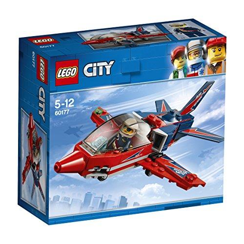 レゴ(LEGO) シティ エアショー・ジェット 60177